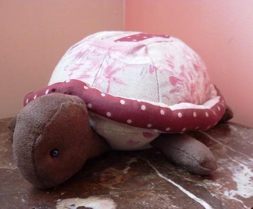Bloque porte tortue