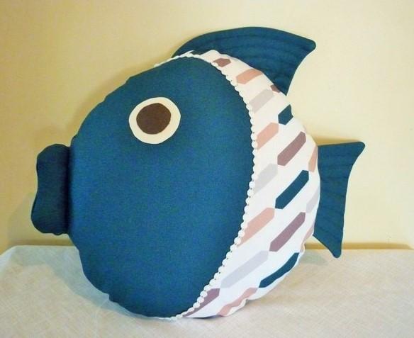Coussin poisson 2