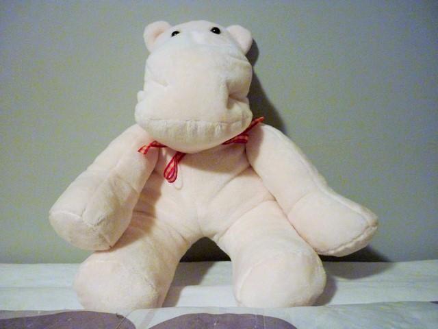 Hippo blanc