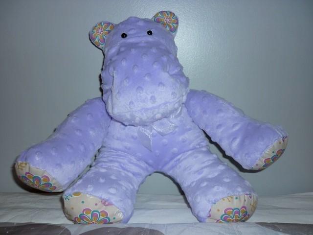 Hippo Violet