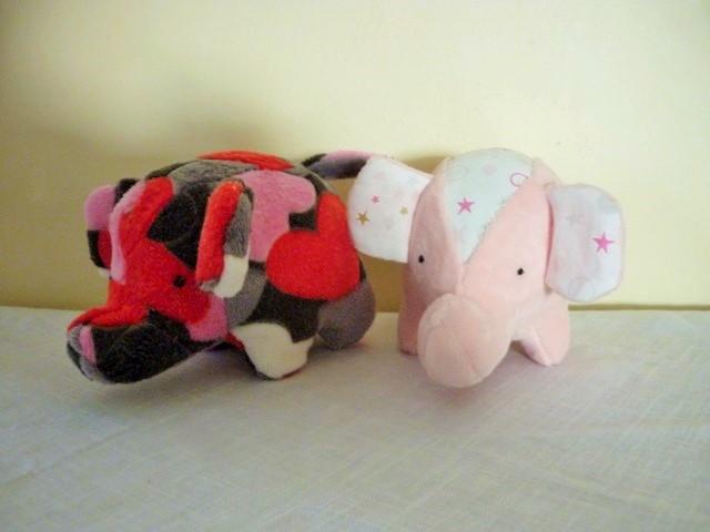 Mini élephant