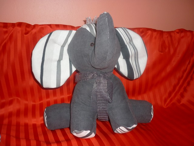Elephant gris